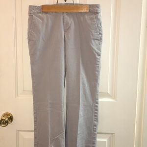3/$30 Banana Republic khaki pants-size 4